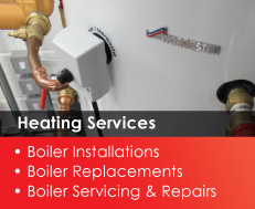 Heating Services Ensbury Park