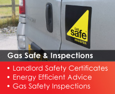 Gas Safe Inspections Boscombe